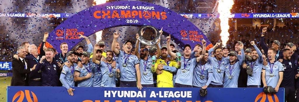 The History of the Australian A-League