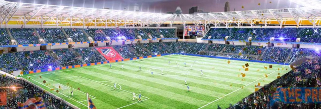 The Best MLS Soccer Stadiums - 2021 Edition