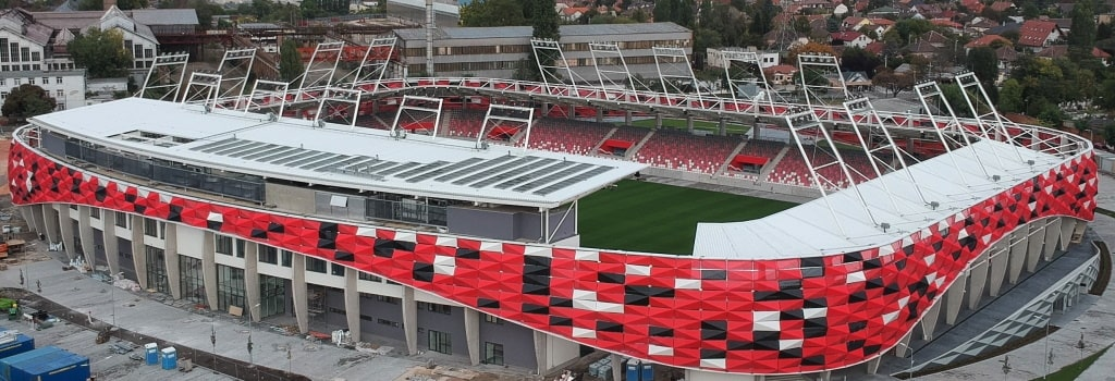 Bozsik Arena: A Stadium Surrounded by Controversy
