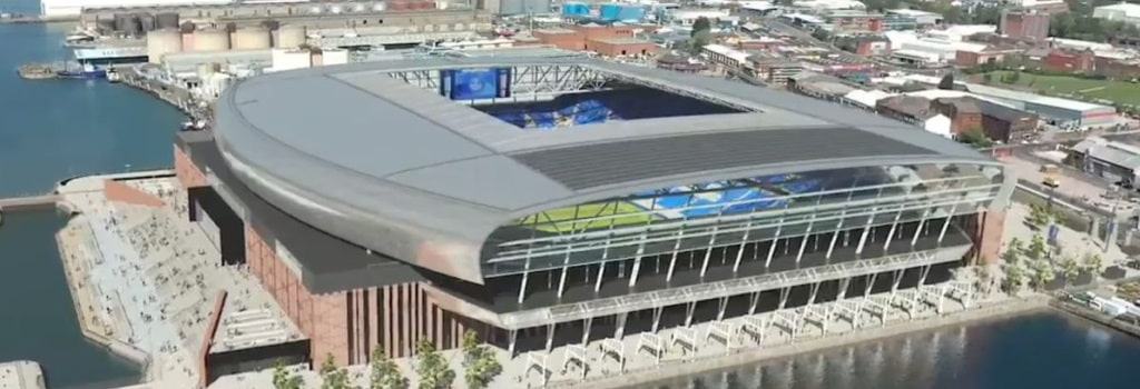 Everton Playing Waiting Game on New Stadium