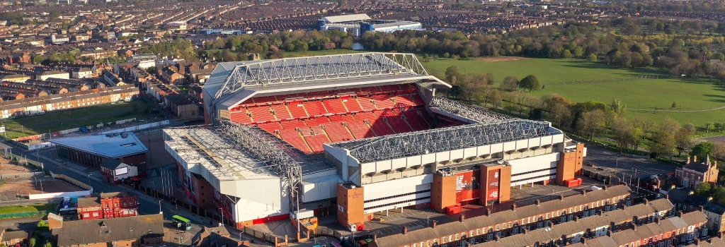 What Part Has Anfield Played in Liverpool's Poor Title Defense?
