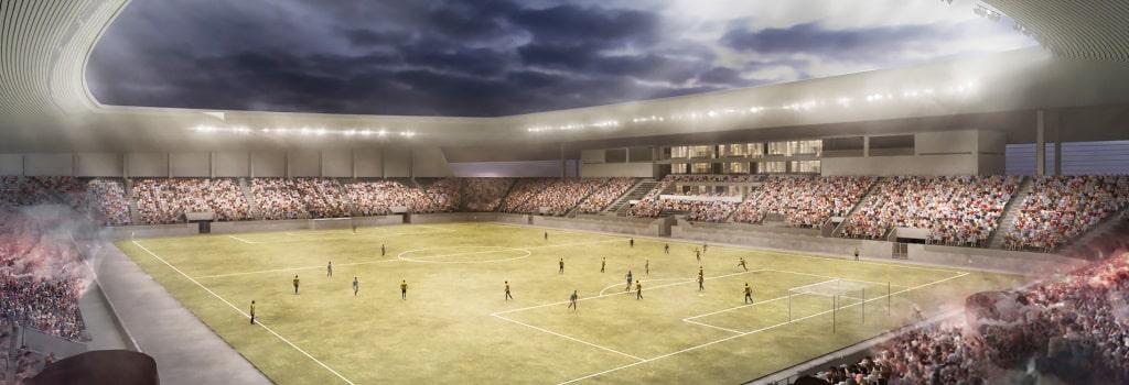 New, Modern Stadium to be Built in Oradea, Romania