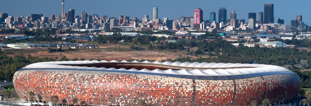 3 of the best stadiums in South Africa