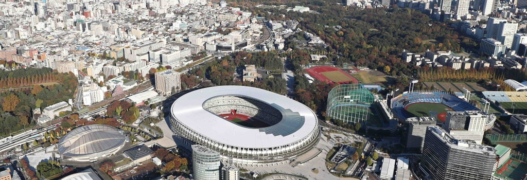 Tokyo Olympics Venue Guide