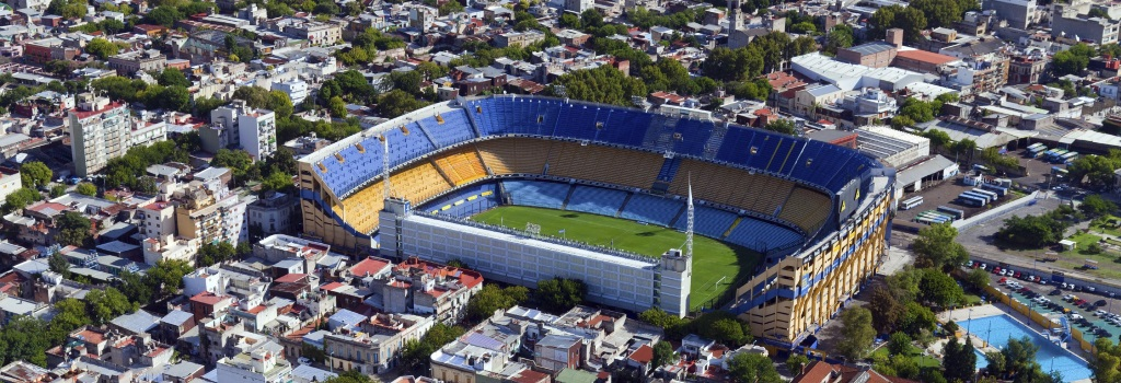 Top 5 Bucket List Stadiums for Passionate Football Fans