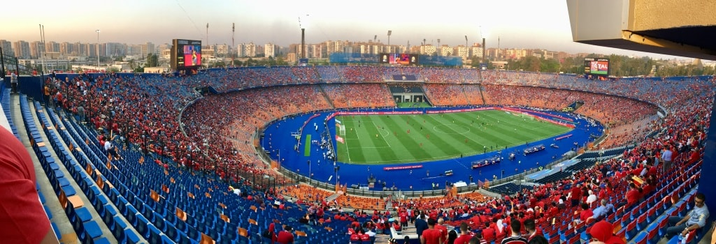 The Iconic Cairo International Stadium Tops MARCA's Stadium Poll