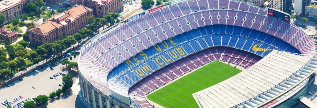 The Biggest Football Stadiums in Europe