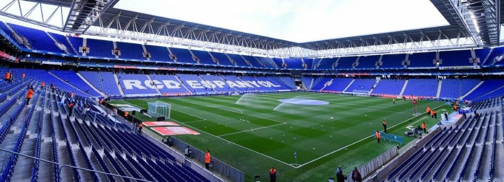 Espanyol's Estadio El Prat