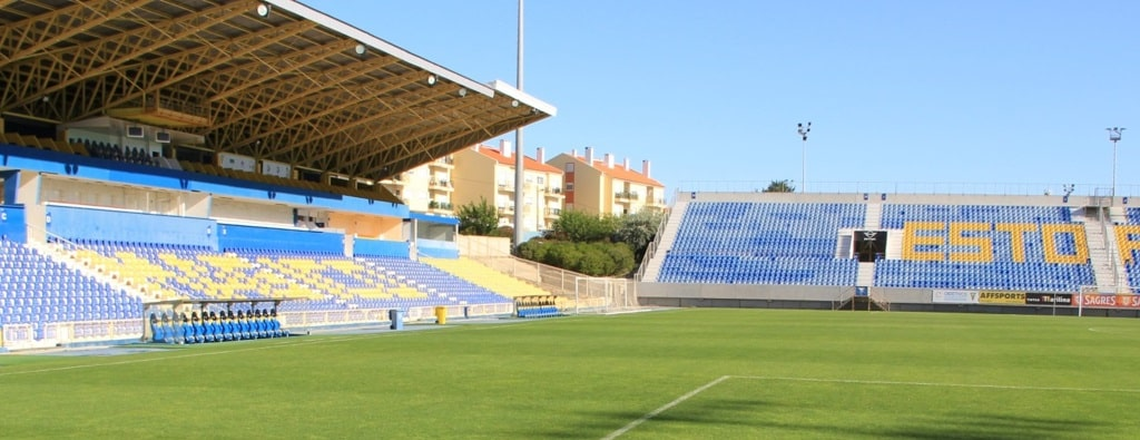 Estoril's Estadio Antonio Coimbra da Mota