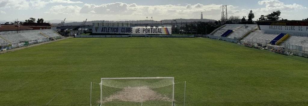 Atletico Clube de Portugal's Estadio da Tapadinha