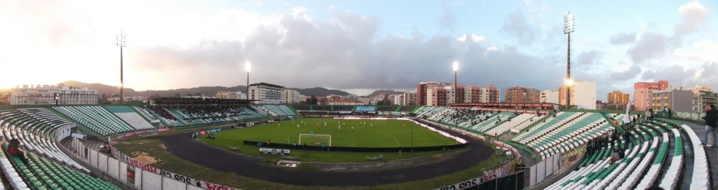 Vitoria Setubal's Estadio do Bonfin