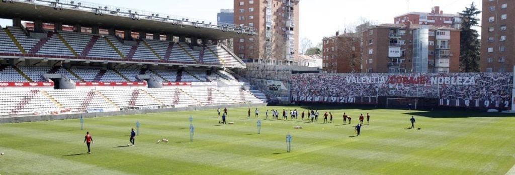 Rayos Vallecano's Campo del Futbol de Vallecas