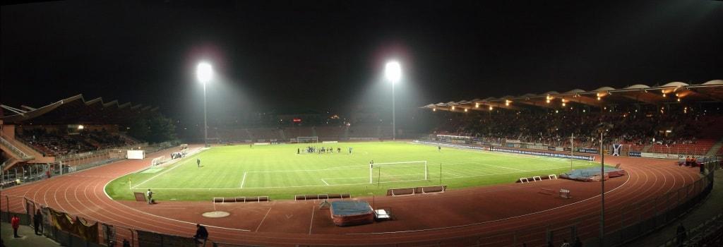 Creteil-Lusitanos' Stade Dominique Duvauchelle
