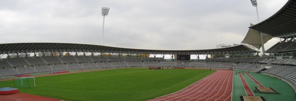 Paris FC's Stade Sebastien Charlety
