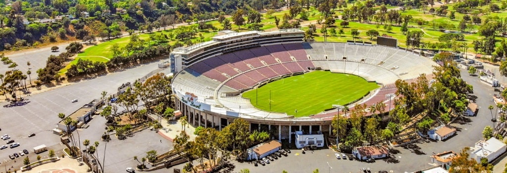 5 Of The Biggest Soccer Stadiums In The USA