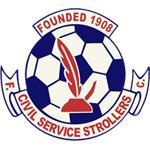 Civil Service Strollers U20