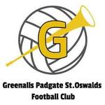 Greenalls Padgate St Oswalds