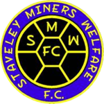 Staveley Miners Welfare crest