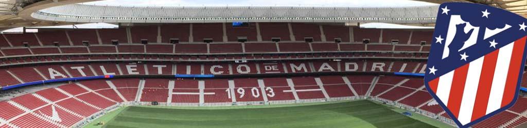 Estadio Wanda Metropolitano, Madrid, Spain