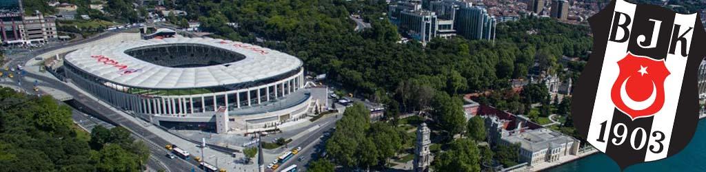 Vodafone Park, Istanbul, Turkey