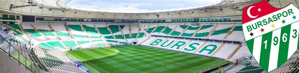 Timsah Arena, Bursa, Turkey