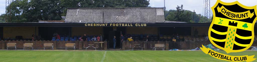 Cheshunt Stadium