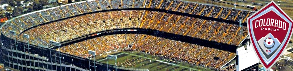 Mile High Stadium (1948-2001)