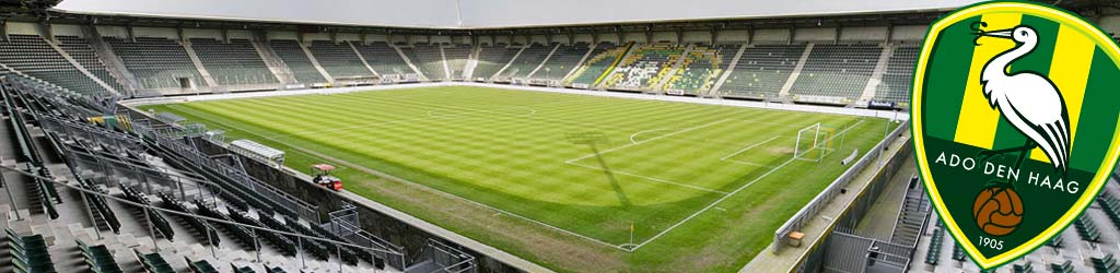 Cars Jeans Stadion Home To Ado Den Haag Ado Den Haag Vrouwen Football Ground Map