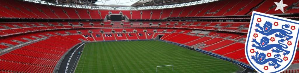 Wembley Stadium, London, England