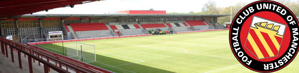 Broadhurst Park Home To Fc United Of Manchester Fc United Of Manchester Women Football Ground Map