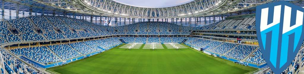 Nizhny Novgorod Stadium, Nizhny Novgorod, Russia