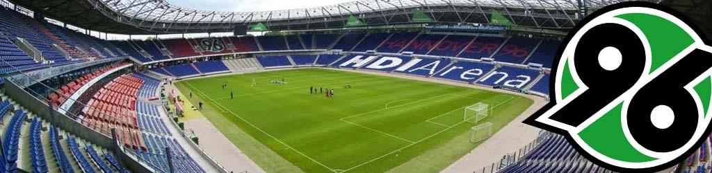HDI Arena, Hannover, Germany