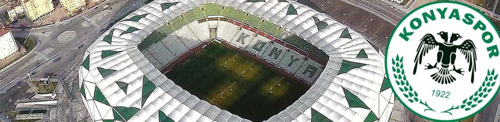 Konya Buyuksehir Stadium, Konya, Turkey