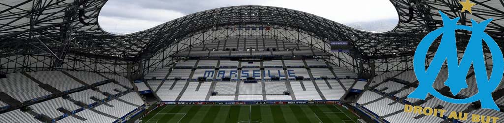 Stade Velodrome, Marseille, France