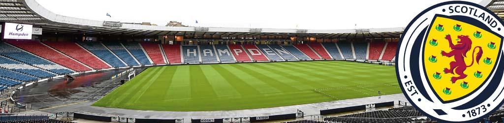 Hampden Park, Glasgow, Scotland