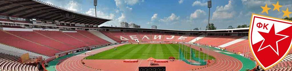 Rajko Mitic Stadium, Belgrade, Serbia