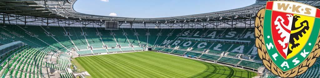 Stadion Miejski, Wroclaw, Poland