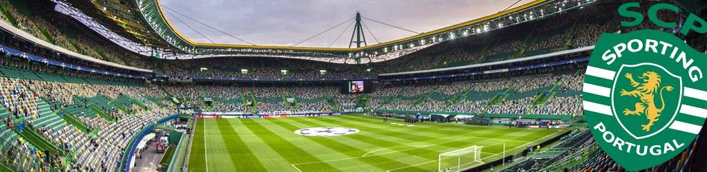 Estadio Jose Alvalade, Lisbon, Portugal