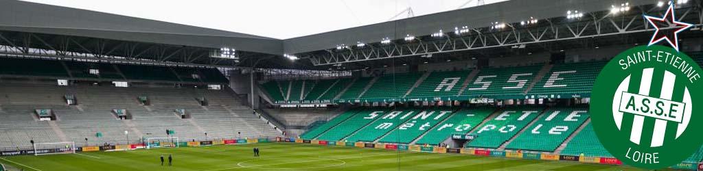 Stade Geoffroy-Guichard, Saint-Etienne, France