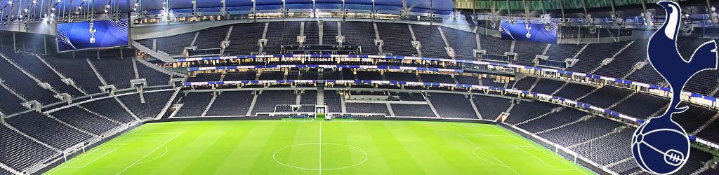 Tottenham Hotspur Stadium, London, England