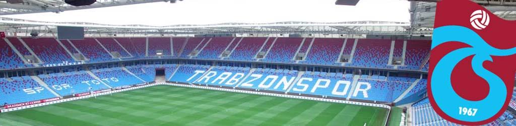 Senol Gunes Stadium, Trabzon, Turkey