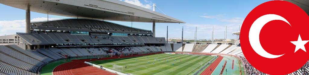 Ataturk Olympic Stadium, Istanbul, Turkey
