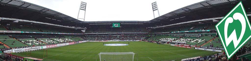 Weserstadion, Breman, Germany