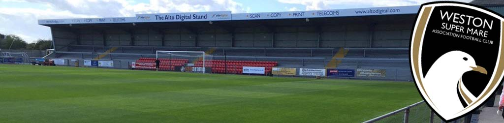 The Woodspring Stadium