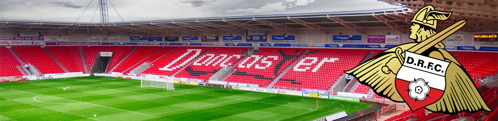 The Keepmoat Stadium