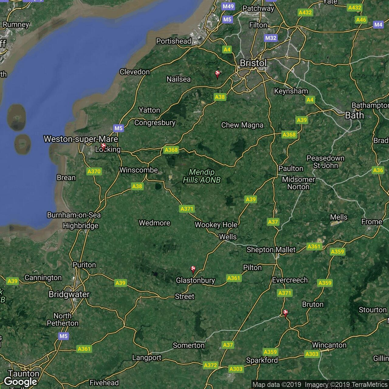 Somerset County League Division 2 Football Grounds in England