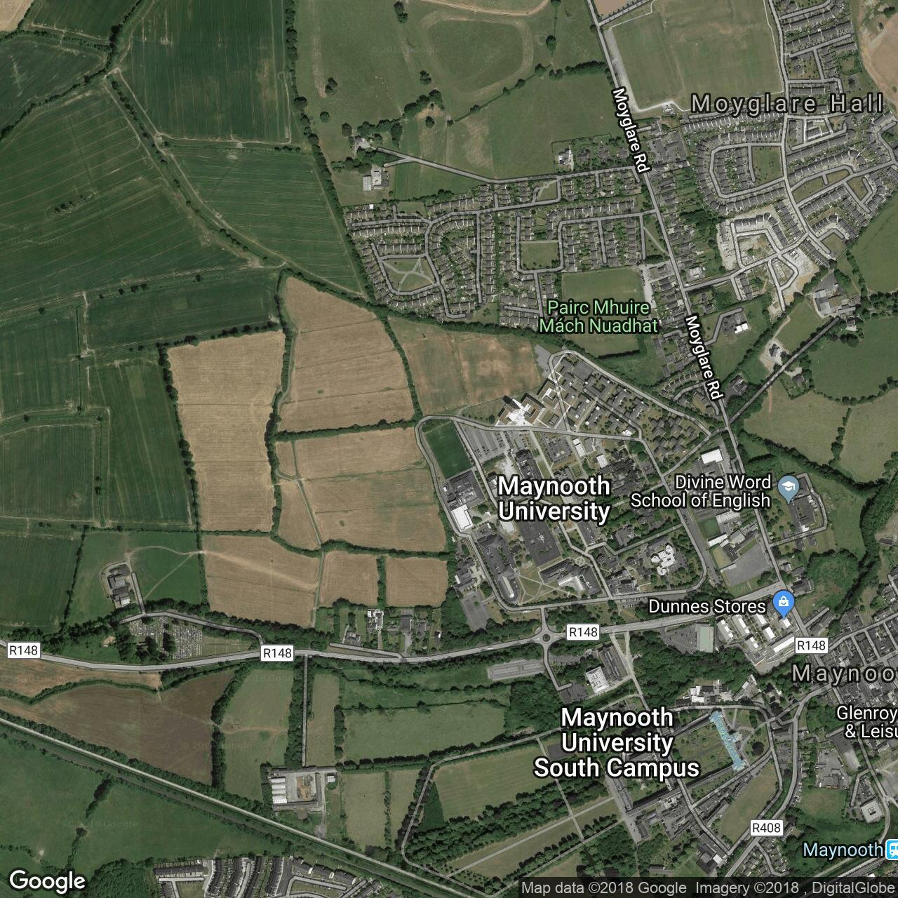 map of maynooth campus Maynooth University Home To Maynooth University Town Football map of maynooth campus