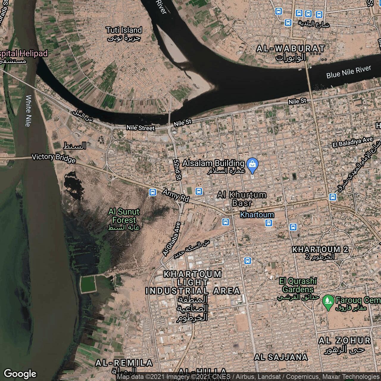 Khartoum City World Map on tikrit city map, tel aviv city map, dushanbe city map, congo river map, manama city map, port of spain city map, ramallah city map, apia city map, kumasi city map, gibraltar city map, dien bien phu city map, niger river map, aleppo city map, fortaleza city map, cotonou city map, ibadan city map, istanbul city map, zambezi river map, bulawayo city map, enugu city map,