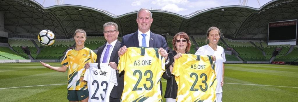 2023 Women's World Cup heads Down Under
