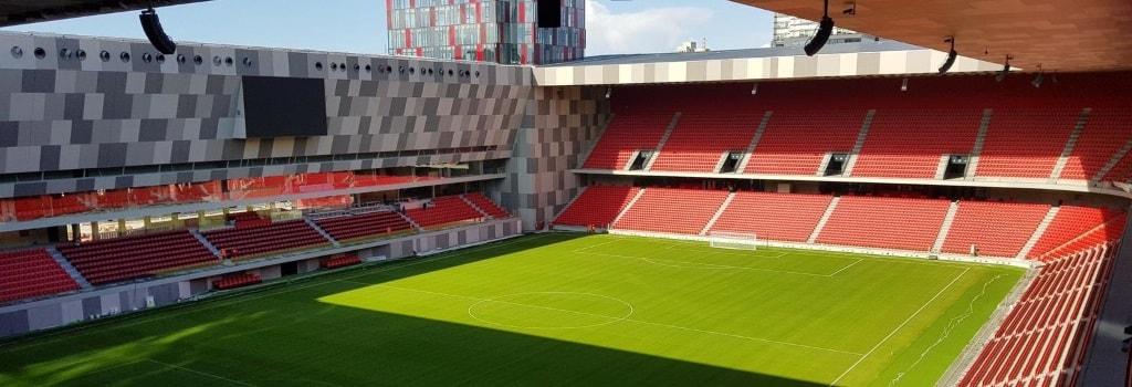 Albania open new national stadium